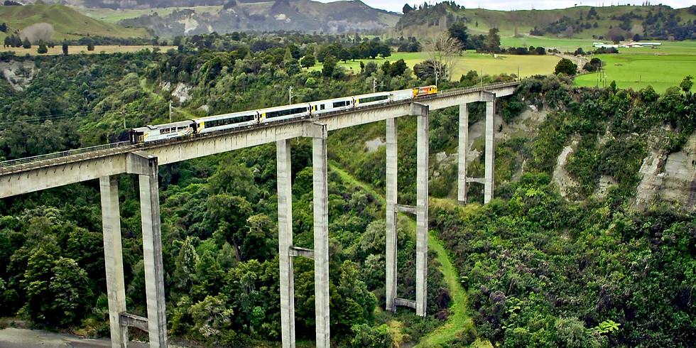 New Zealand Rail Adventure