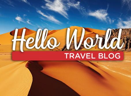 Hello Travel Blog: News & Inspiration!