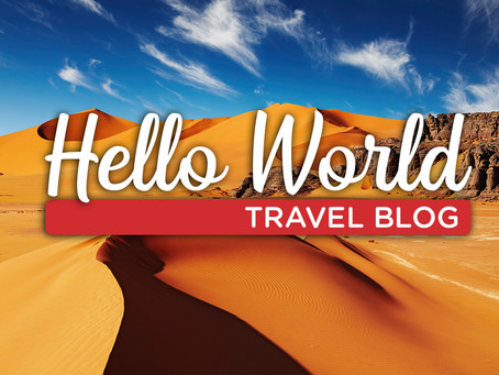 Hello Travel Blog: News & Inspiration!