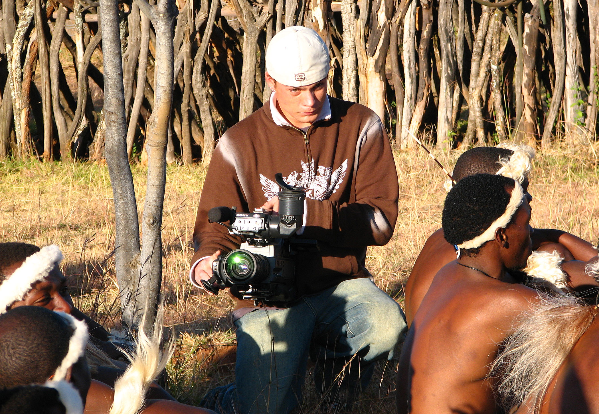 Zulu Camp Shoot