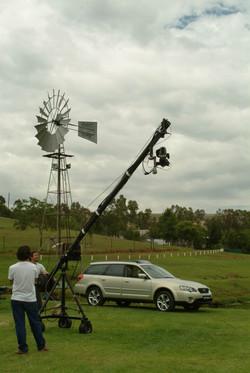 Subaru Video Shoot