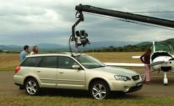 Subaru Outback Shoot