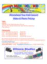 Minnieland Year End Concert Video & Phot