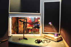 Voice Over Booth