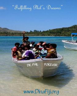 Dr Phil Forever Boat