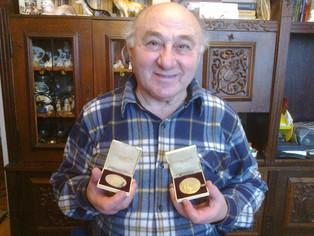 Leon Rotman. Primul dublu campion olimpic.