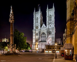 Halloween special: Westminster Abbey