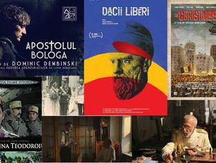 Zilele filmului istoric la Institutul Cultural Român