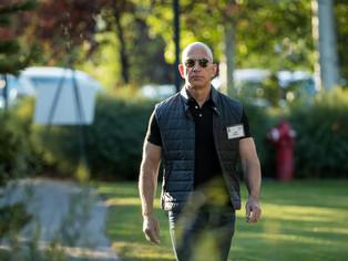 Jeff Bezos: 9 alegeri care l-au modelat pe cel mai bogat om din lume