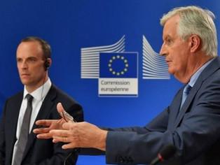 BREXIT: Michel Barnier respinge propunerea Marii Britanii privitoare la taxele vamale