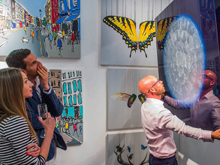 Cele mai importante târguri de artă din Londra în 2019