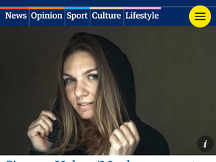 Simona Halep isi deschide sufletul intr-un interviu pentru The Guardian