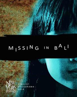 Missing In Bali