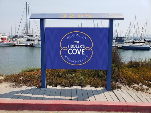 MWR Fiddler's Cove Rebrand