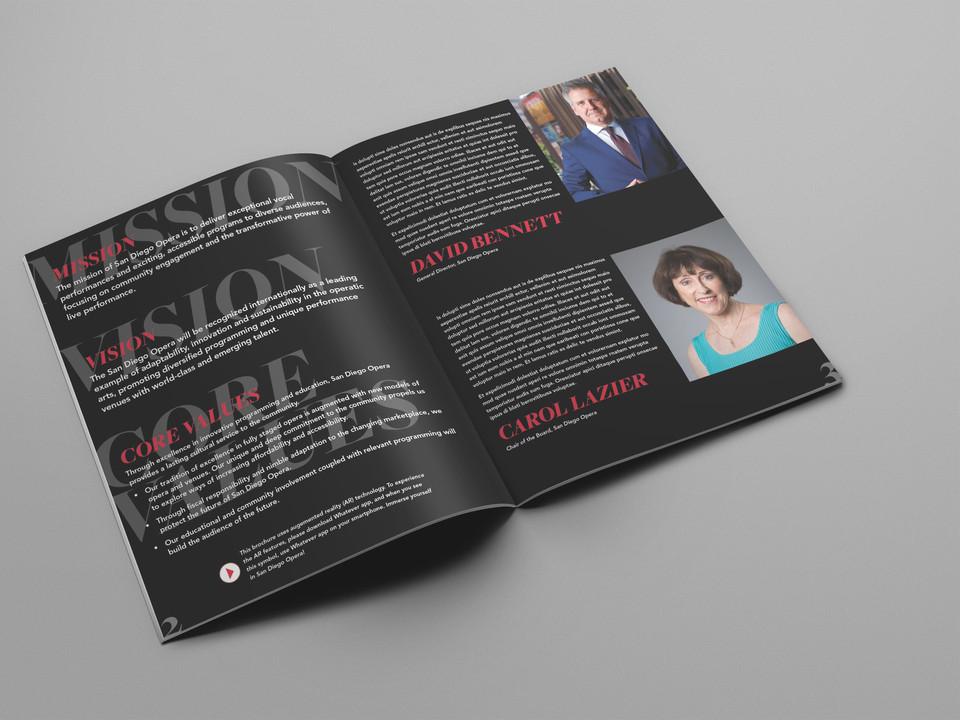 San Diego Opera Annual Report