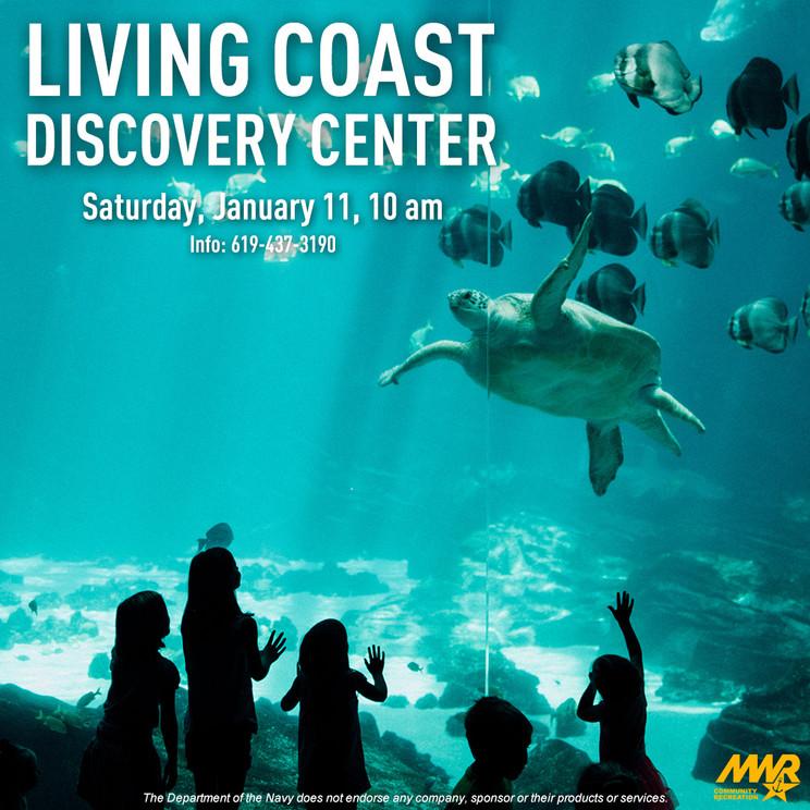 Living Coast Event Instagram Graphic
