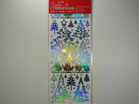 Docrafts - Create Christmas - Trees.