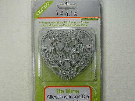 Tonic Studios - Be Mine Affections Insert Die