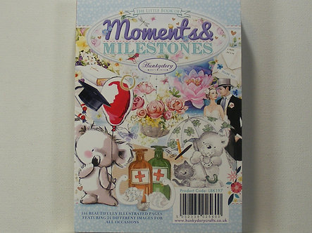 Hunkydory - The Little Book of Moments & Milestones