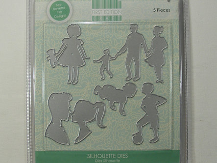 First Edition - Silhouette Dies