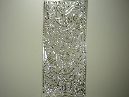 Elizabeth Craft Designs - Christmas Robin Peel Offs (Silver)