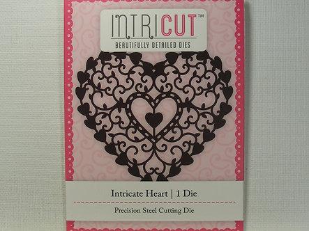Hobbycraft - Intricut Heart Die
