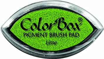 Colorbox - Pigment Brush Pad - Lime