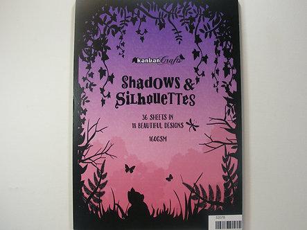 Kanban - Shadows & Sihouettes Paper Pad