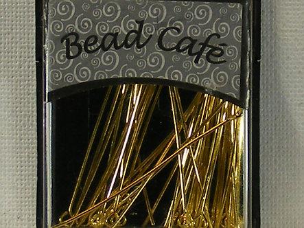 Bead Cafe - Eye Pins (50pcs)