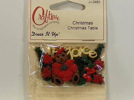 Craftime Christmas - Christmas Embellishments
