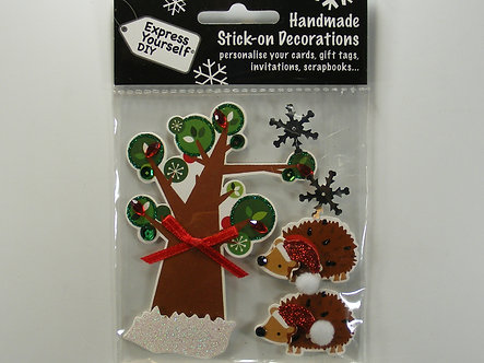 Express Yourself DIY - Stick On Decorations