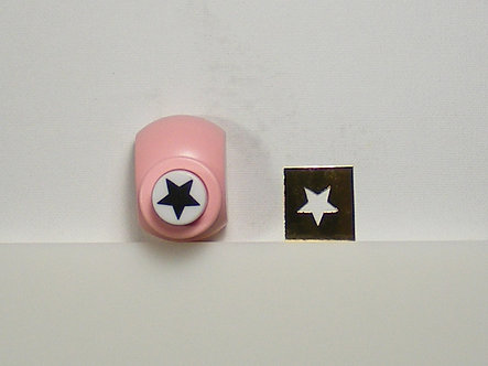 Unbranded Hand Punch - 16mm Star (Used).