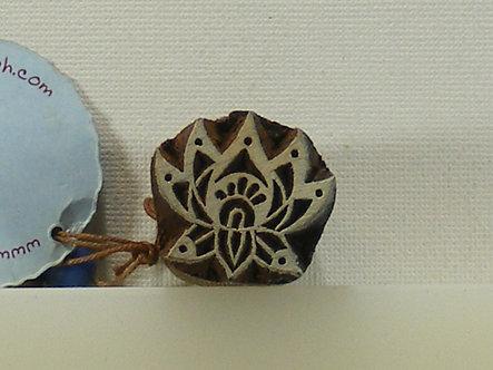 Block Wallah - Little Lotus Stamp