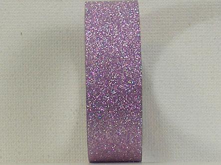 Craft Washi Tape - Lilac Glitter