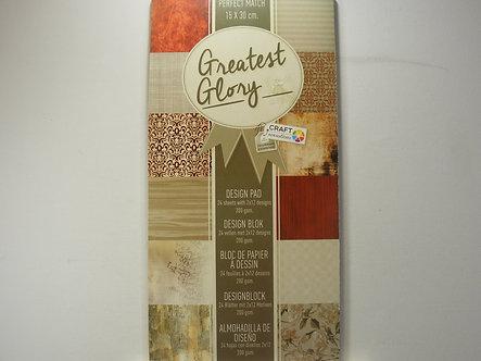 Craft Sensations - Greatest Glory Paper Pad
