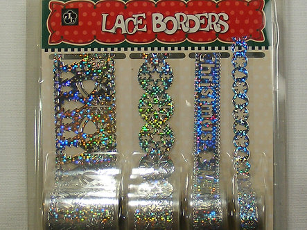 JT - Lace Border Adhesive Ribbon