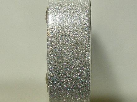 Hobbycraft - Frozen Wishes - Silver Glitter Washi Tape 5m