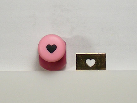 Unbranded Hand Punch - Small Heart (Used).