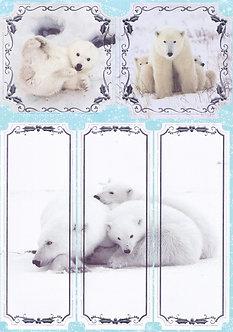 Kanban - Winter Wonderland Topper Sheet