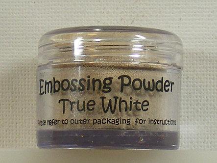 Cosmic Shimmer - True White Embossing Powder