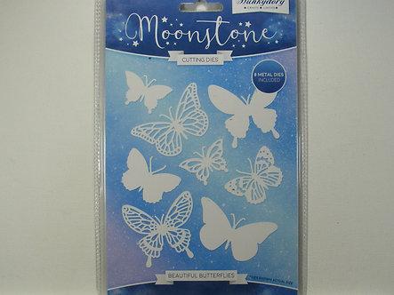 Hunkydory - Moonstone Dies - Beautiful Butterflies