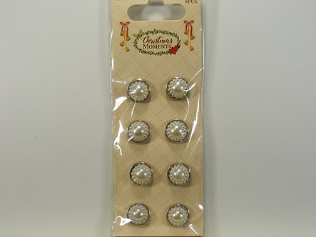Love To Craft - Christmas Moments Pearl Charms