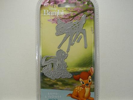Disney - Bambi & Flower Die Set