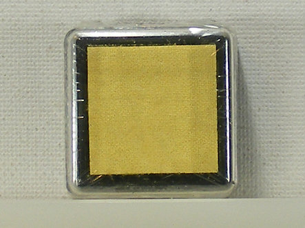Unbranded - Mini Pigment Ink Pad - Sunflower Yellow