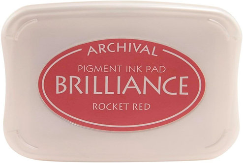 Archival - Rocket Red Pigment Ink Pad