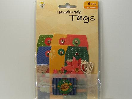 Fun King - Handmade Tags