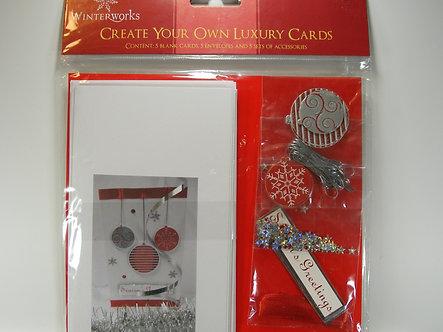 Winterworks - Luxury Card Kit