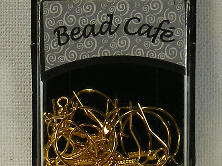Bead Cafe - Wire & Hoop Earring Findings