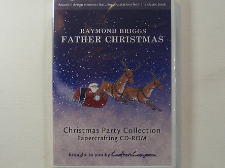 Crafters Companion - Father Christmas CDrom.