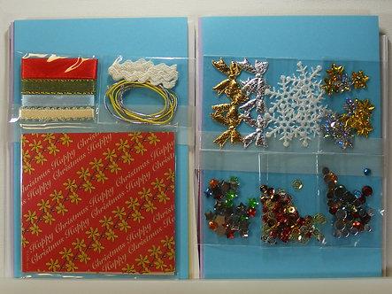 CMB - Christmas Faries Card Making Kit